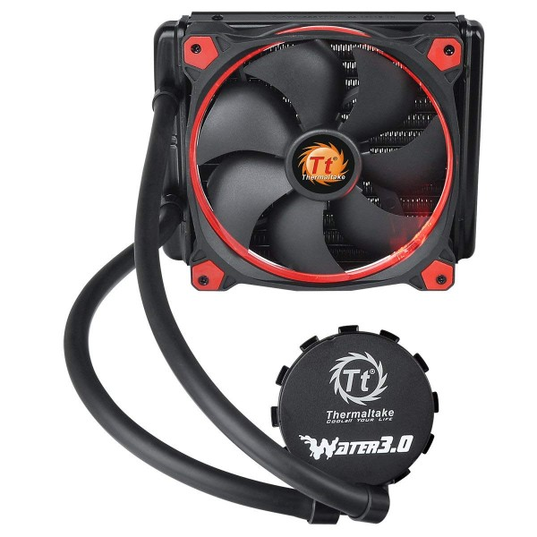 Thermaltake Water 3.0 Riing Red 140 water cooling All-in-One