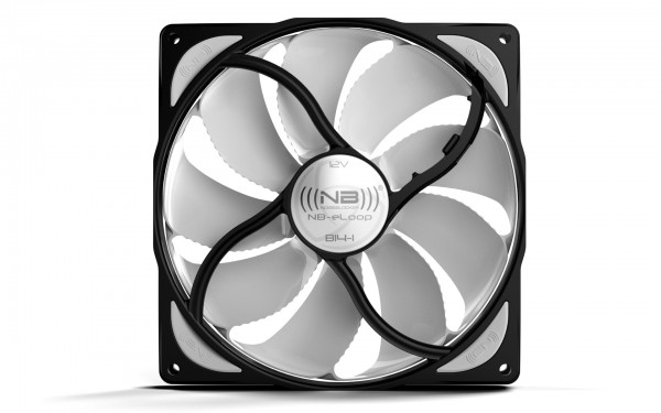 Noiseblocker NB-eLoop B14-3 Bionic fan 1500U/min ( 140x140x29mm )